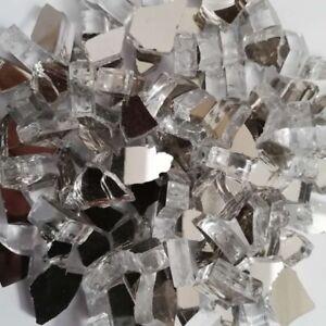Feuerglas Feuer Glas  Kaminglas Feuerkristall Feuerperle Crystal  verspiegelt