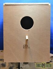 Prevue Hendryx Cockatiel Nest Box - Plywood Made With Pet-Safe Non-Toxic Binders