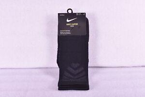 Nike Vapor Cushioned Football Crew Socks Dri Fit  - Choose Size & Color