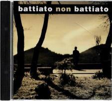 A/V  BATTIATO NON BATTIATO CD