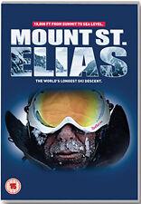 DVD:REDBULL PRESENTS - MOUNT ST ELIAS - NEW Region 2 UK