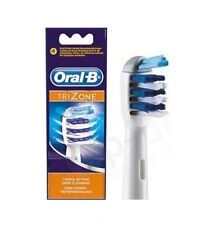 New Genuine Braun Oral B TRIZONE Electric Replacement Tooth Brush Head