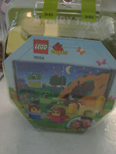 Lego A Fairy Tale (10559) Duplo set Jed the dragon  storybook+15 pieces 1/1/2-4