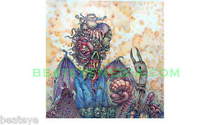 Ojimbo Original Art-Lovecraft-Cthulhu-COMIX,COMIC ART,UNDERGROUND COMICS,HORROR