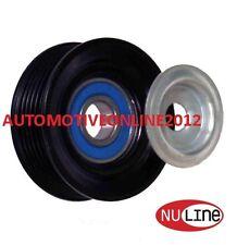 Engine Belt Idler Pulley Nuline EP026 Holden 5.7L LS1 GEN III 1 YEAR WARRANTY