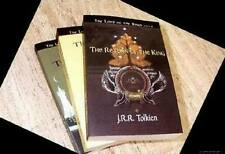LORD OF THE RINGS ~ SET OF 3 ~ TOLKIEN'S OWN ART COVERS FROM 50's ~ SC ~ LOT 151
