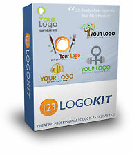 38 Ready-Made Logos You Can Use For Your Next Product or Business on 1 CD