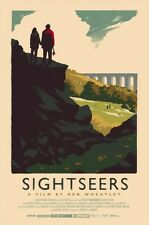 "OLLY MOSS Sightseers 16"" x 24"" Poster Limited Edition #/ 225 MONDO Hand Numbered"