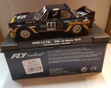 qq 88271 FLY BMW 3.5 CSL 24H LE MANS 1976 JUSTICE-BELIN # 44