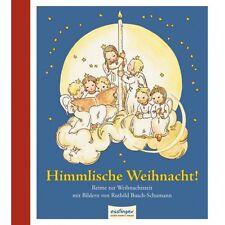 Himmlische Weihnacht! Reime zur Weihnachtszeit von Ruthild Busch-Neumann NEU