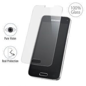 ARTWIZZ SecondDisplay Schutzglas für Galaxy S5 mini 9H Glas Displayschutz Panzer
