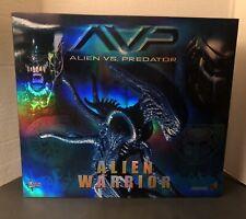 Movie Masterpiece Alien Warrior Collectible Figure [2004 Version]