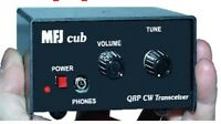 MFJ-9340K Portable radio: 40m, 2W, CW-only - Kit Requires Assembly & Soldering