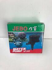 Jebo AP1500 aquarium powerhead circulation pump