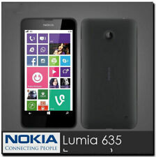 "Nokia Lumia 635 Unlocked Windows 4.5""Quad Core 8GB ROM 5MP 3G WIFI GPS Original"