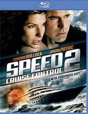 Speed 2: Cruise Control (Blu-ray Disc, 2014) USED