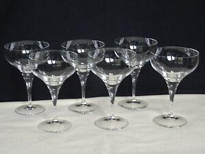 Rosenthal Glas Lotus glatt 1 Sekt Schale mehrer vorhanden