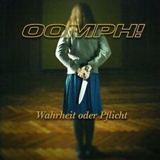 Oomph! + CD + Wahrheit oder Pflicht (2004, #6620652)