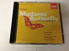 Puccini: Madama Butterfly (highlights) CD (1995)