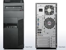 Lenovo Thinkcentre M92p Tower,i5 3470 3,2 GHz, 8 GB Ram, 180 GB SSD, DVD RW