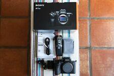 Sony A7S III 12.1 MP Digital SLR Camera - Black (Body Only) - W/ Original Box+++