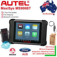 Autel MaxiSys MS906BT Auto Diagnostic Scan OBD2 Bluetooth ECU Coding MV108 Camer