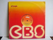"Aswad - Finger Gun Style / Dub Style  CBS A13 1370  UK 12"" 1st Press 1981"