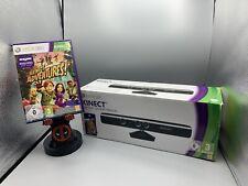 Xbox 360 Kinect Kamera Bewegungskamera Bewegungssensor mit Spiel In OVP