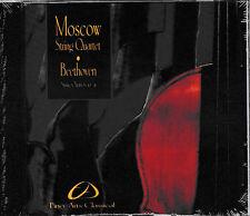 Moscow String Quartet - Beethoven: String Quartets Nos.10 & 11 / CD / NEU+OVP!