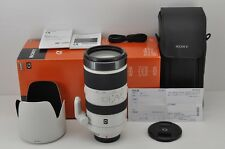 Sony 70-400mm F4-5.6 G SSM II SAL70400G2 für Sony Minolta Alpha neuwertig #170729b