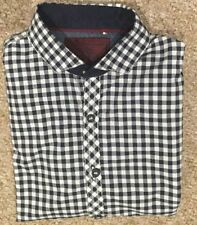Next Boys' Checked Long Sleeve Sleeve T-Shirts, Tops & Shirts (2-16 Years)