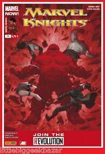 MARVEL KNIGHTS 11 Nov 2013 PUNISHER DAREDEVIL THUNDERBOLTS Panini Marvel NEUF