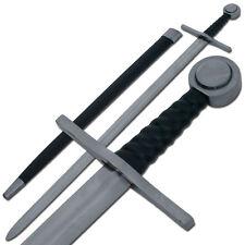 Medieval European Knight's Arming Crusader Sword