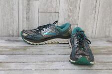Brooks Glycerin 13 Running Shoes, Women's Size 7.5 B, Grey/Silver/Blue