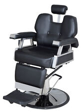 New All Purpose Hydraulic Recline Barber Chair Beauty Salon Spa Equipment Black