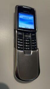 Nokia 8800 Silver RARE Excellent condition