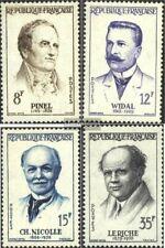 France 1178-1181 (complète edition) neuf avec gomme originale 1958 français méde