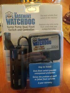 The Basement Watchdog BWC1 Sump Pump Dual Float Switch Controller 12 AMPS Maximu