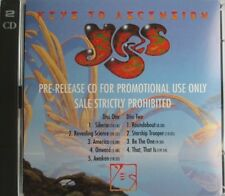 "YES - RARE DOUBLE PROMO CD ""KEYS TO ASCENSION"""
