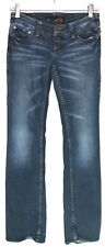 G by Guess Womens Size 25 Blue Naomi Lowrise Bootcut Denim Jeans