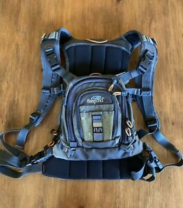 FISHPOND SUMMIT SLING FLY FISHING BACKPACK CHEST PACK COMBINATION Hydration
