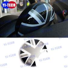 Grey Union Jack Mini Cooper Tachometer Panel Cover Sticker R55R56R57R58R59R60R61