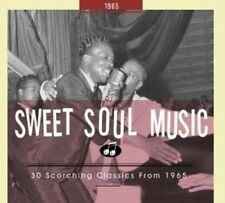 30 Scorching Classics From 1965 - Sweet Soul Music (2008, CD NIEUW)