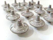 Vintage CHAMP & WIN IT HARDENED STEEL Football Boot Spikes Studs + Fitting Tool