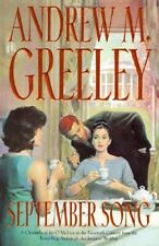 September Song: A Cronicle of the O'Malley's in Greeley, Andrew M. HC Free Ship