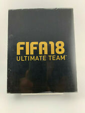 Fifa 18 Ultimate Team Steelbook/Sony PlayStation 4 juego ps4 con embalaje original, CIB
