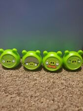 Angry Birds Set of 4 Pig Figures
