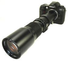 Teleobjektiv für Nikon Kamera