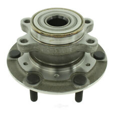 Axle Bearing and Hub Assembly-4WD, Rear Disc Front Centric 400.43000E