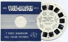 Rwanda RUANDA URUNDI II Central Africa Scarce 1958 ViewMaster Single Reel 3792